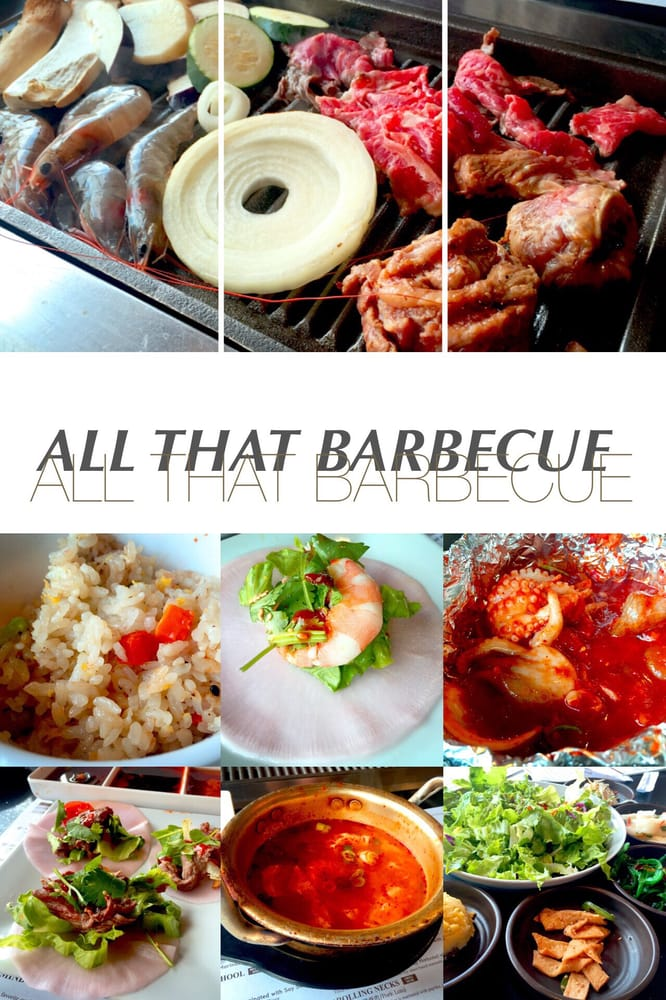 Home All That Barbecue Korean Bbq Restaurant In Irvine